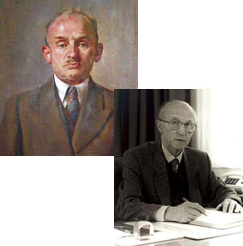 Foto Hermann Herbstreith und Erwin Herbstreith